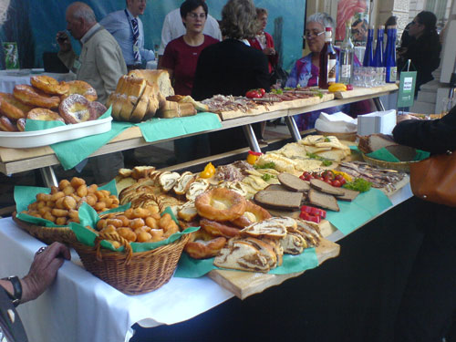Steirisches Buffet