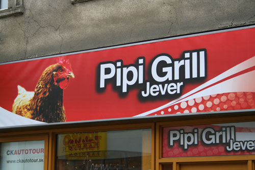 Pipi Grill