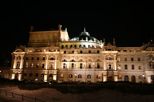 Juliusz-Slowacki theater