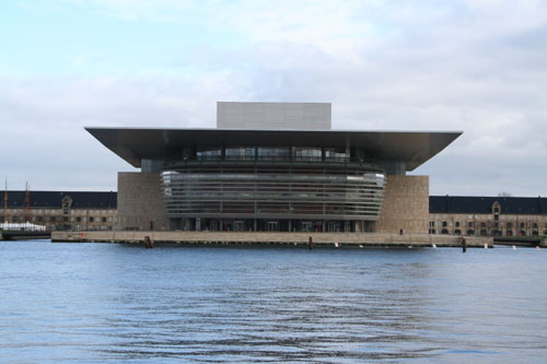 Opera House of Copenhagen