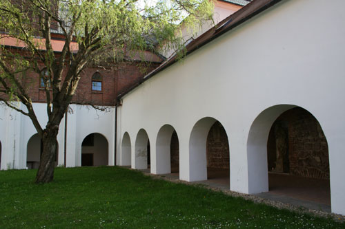 Old Brno Monastery and Cathedral of the Assumption of Our Lady