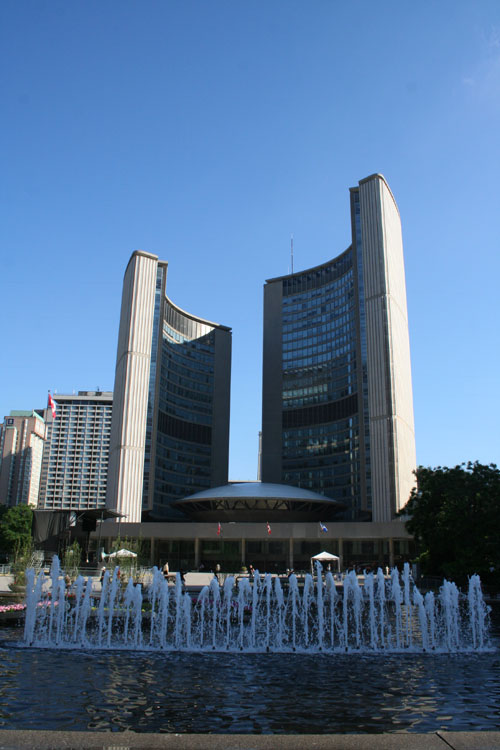 City Hall of Toronto