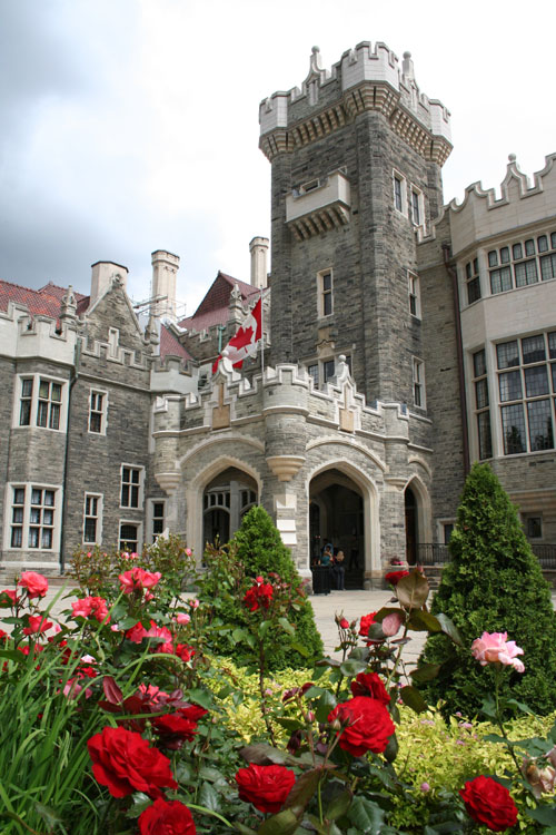 Casa Loma - Built for Sir Henry Pellatt in the years 1911-1914