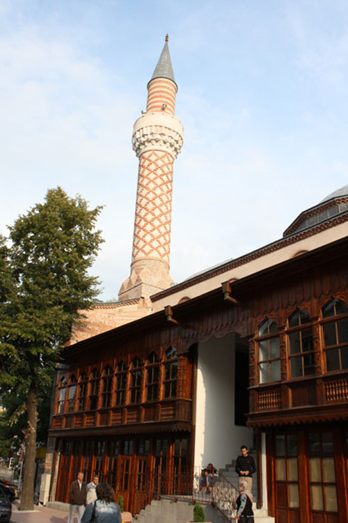 Mosque in Plovdiv