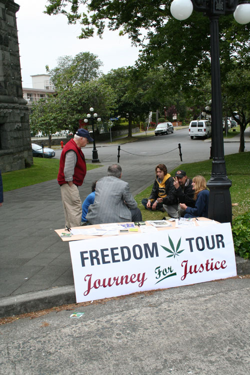 Freedom Tour - Journey for justice