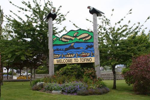 Welcome to Tofino