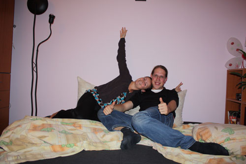 Couchsurfing in Bucuresti