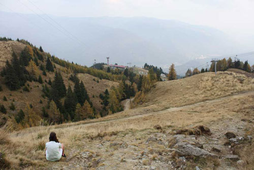 Hiking in Sinaia