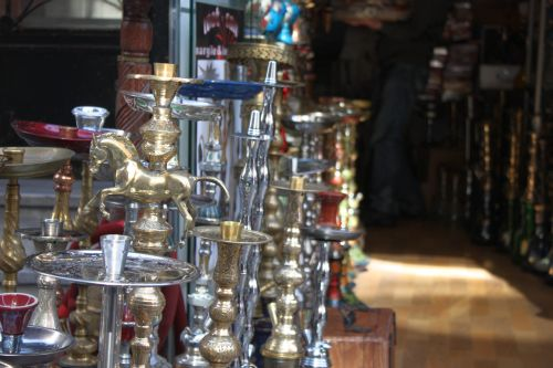 Selling Shishas/water pipes