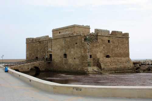 A stronghold in Paphos